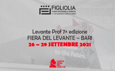 7a edizione LEVANTE PROF – salone internazionale | Fiera del Levante a Bari